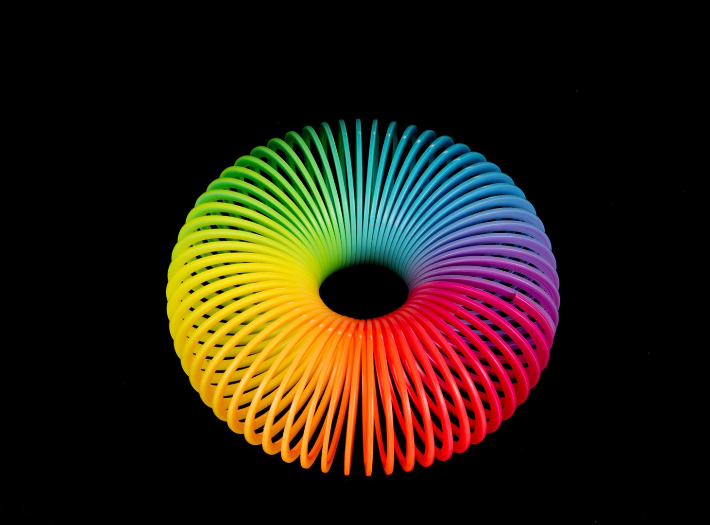 MultiColorSlinky